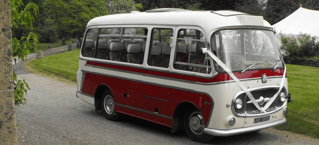 Wedding Coach Hire